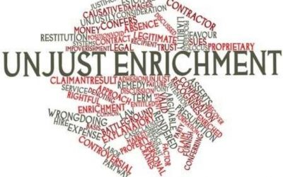 What Is Unjust Enrichment and How Can It Affect My Property Rights?