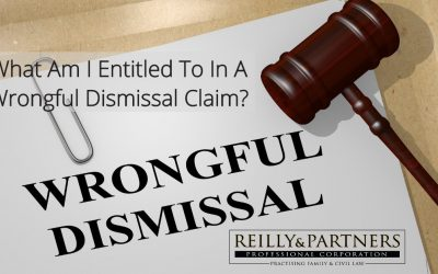 What Am I Entitled To In A Wrongful Dismissal Claim?