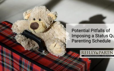 Potential Pitfalls of Imposing a Status Quo Parenting Schedule